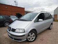 SEAT ALHAMBRA STYLANCE 1.9TDI PD AUTO SPARES & REPAIRS