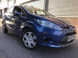 Ford Fiesta 2009 1.4 TDCi Style + 5 door £20 ROAD TAX, VERY ECONOMICAL, BARGAIN