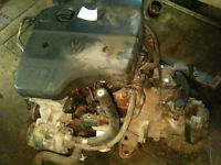 98 VW TDI 1Z engine and transmission