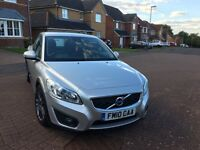 Volvo C30 1.6 diesel DrivE £0 road tax (2010) 74mpg