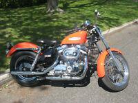 Harley Davidson XLCH 1971, Hot Roddé, Resto-mod