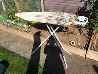 Minky ironing board FREE