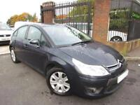 CITROEN C4 1.6HDI 16V ( 110BHP ) ( NON-DPFS ) SX 1 OWNER EX POLICE FSH LOW MILES