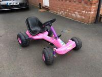 Kids pedal car/ Go Kart