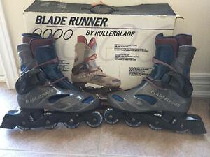 Roller Blades in Exellent Condition