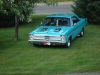Plymouth Fury 3 1966 (Mopar)