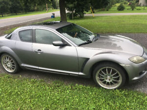 2004  RX8 moded