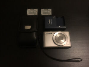 Canon S110 + 2 backup batteries MINT CONDITION
