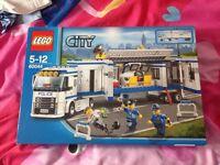 LEGO CIty Moblie Police Unit