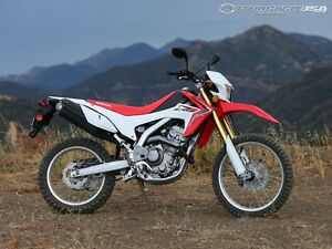 Looking for street and trail or supermoto