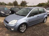 FORD FIESTA 2005/55 1.4 MY ZETEC CLIMATE PETROL MANUAL LOW MILEAGE 1 PRV OWNER