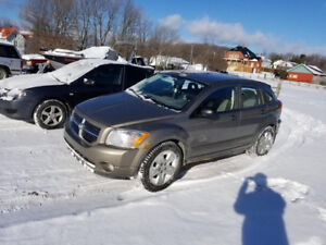 Dodge caliber SXT 2008 125 000km ''automatique''