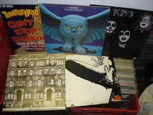 VINYL RECORDS LPS ALBUMS WANTED we come to you $$ CASH PAID $$