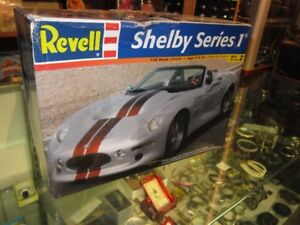 SHELBY Series 1 Scale 1:25 By REVELL For Sale