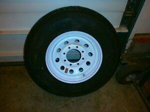 rv tire and rim