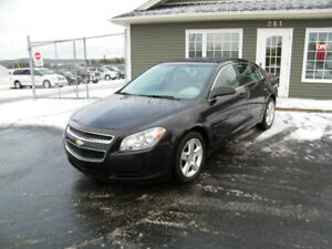 2011 Chevrolet Malibu LT 87,000 km LOADED AND INSPECTED