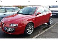 Alfa Romeo 1.6 147 Ti special edition