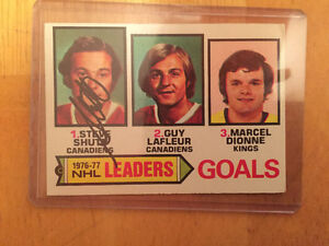 Looking for rare Hockey Cards? Christmas gifts?