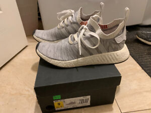 Adidas NMD R2 Primeknit with Boost foam men's size 9
