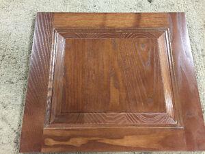 100's of solid ash cabinet doors