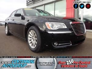 Chrysler 300 Touring | RWD | Leather | Bluetooth | Heated Seats