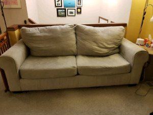 FREE Sofa and Loveseat- NEED GONE TODAY
