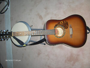 Norman  6 string acoustic electric