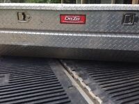 Dee See stainless steel truck tool box