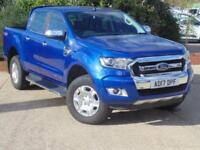 2017 Ford Ranger 2.2 Limited 1 4 door Pick Up