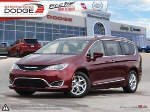 2017 Chrysler Pacifica Touring-L Plus  HEATED 1ST/2ND ROW | DVD