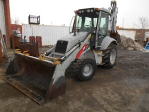 2004 NEW HOLLAND LB75.B 4WD