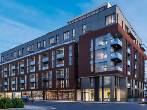 1 bdrm-New Condo Apartment for rent-Sud-Ouest-Griffintown