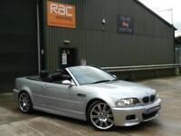 2006 BMW 3 SERIES M3 CONVERTIBLE PETROL