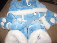 Baby winter set