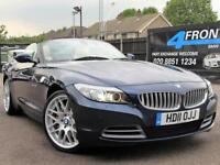 2011 BMW Z4 SDRIVE 35I AUTOMATIC ROADSTER 3.0 PETROL CONVERTIBLE PETROL