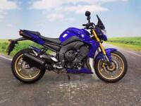 Yamaha FZ8 2015