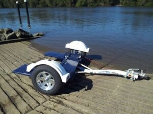 Car Dolly Trailer Lightweight compact braked tow dolly.ATM1680KG Sydney City Inner Sydney Preview