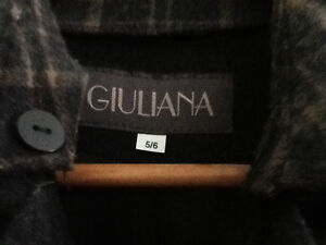 Almost NEW classic winter coat - Giuliana West Island Greater Montréal image 3
