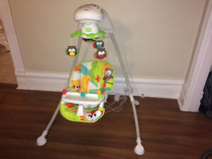 Fisher-Price Cradle N' Swing