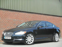 2009 Jaguar XF 3.0TD V6 auto Premium Luxury
