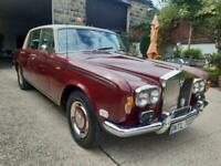 ROLLS ROYCE SILVER SHADOW 1 20,000MLS UNRESTORED OUTSTANDING!