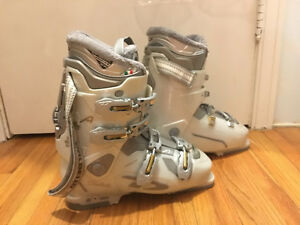 Ski package - boots, skis and poles
