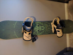 Snowboard Package for sale.