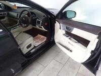 BLACK JAGUAR XF 2.2 D PORTFOLIO AUTO ***from £234 per month***