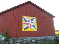 Barn Quilt Blocks