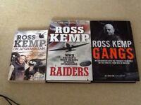 Ross kemp books