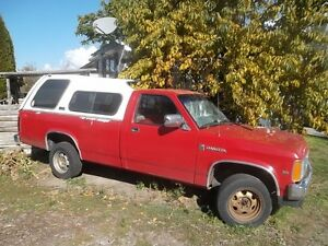 1988 Dodge Dakota 3.9 ltr 4x4  Pickup Truck