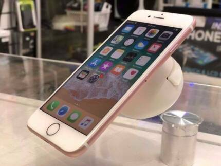 IPHONE 6S 64GB ROSE GOLD TAX INVOICE UNLOCKED LONG WARRANTY Surfers Paradise Gold Coast City Preview