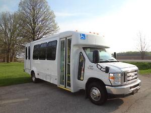 16 Passenger Paratransit Handibus for sale