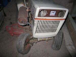 Bolens Husky 1254 lawn tractor